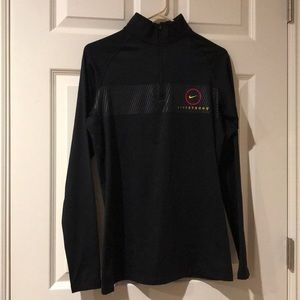 Nike Livestrong Black Sweater